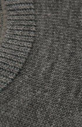 Женские подследники step FALKE серого цвета, арт. 47577 | Фото 2