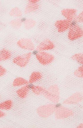 Детского комплект из 2-х полотенец для лица ADEN+ANAIS розового цвета, арт. 7517 | Фото 2