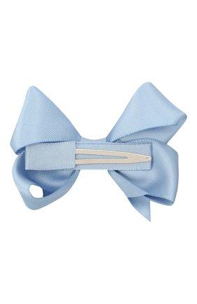 Детская заколка boutique bow MILLEDEUX голубого цвета, арт. 332-SC-01 | Фото 2