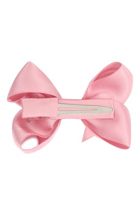Детская заколка boutique bow MILLEDEUX розового цвета, арт. 158-SC-01 | Фото 2