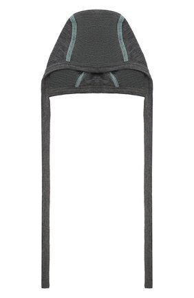 Детского шерстяная шапка NORVEG серого цвета, арт. 4SCURU-014 | Фото 1