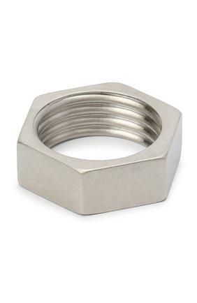 Мужское кольцо VETEMENTS серебряного цвета, арт. UAH21RI170 | Фото 2