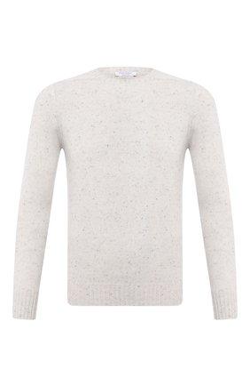 Мужской кашемировый свитер GRAN SASSO светло-бежевого цвета, арт. 24114/26802 | Фото 1