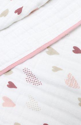 Детского одеяло ADEN+ANAIS розового цвета, арт. 6041 | Фото 2