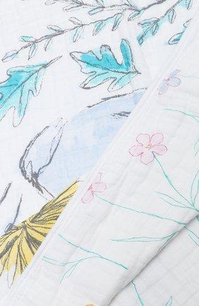 Детского одеяло ADEN+ANAIS разноцветного цвета, арт. 6144 | Фото 2