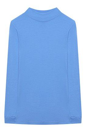 Детская водолазка NORVEG синего цвета, арт. 4CSJG2HLRU-004 | Фото 1