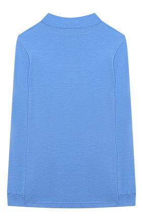 Детская водолазка NORVEG синего цвета, арт. 4CSJG2HLRU-004 | Фото 2