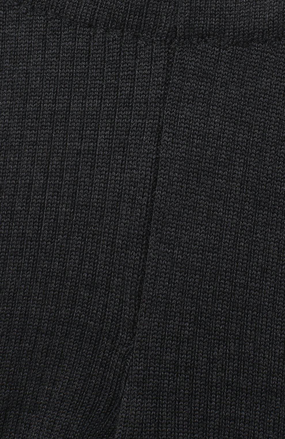 Детские леггинсы NORVEG серого цвета, арт. 20WKP003CN-041 | Фото 3
