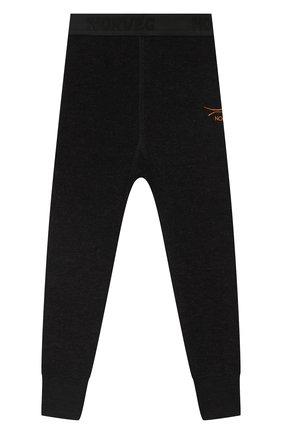 Детские брюки NORVEG серого цвета, арт. 4TWPU003RU-010 | Фото 1