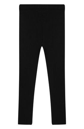 Детского брюки NORVEG черного цвета, арт. 20WKP003CN-002 | Фото 2