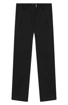 Детского брюки NORVEG черного цвета, арт. 27SSKGP-002 | Фото 1