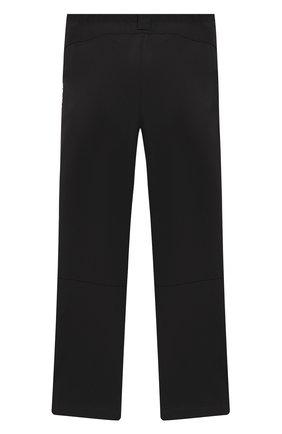 Детского брюки NORVEG черного цвета, арт. 27SSKGP-002 | Фото 2