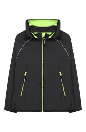 Детского куртка NORVEG серого цвета, арт. 27SSTBJ-041 | Фото 1