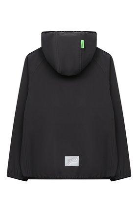Детского куртка NORVEG серого цвета, арт. 27SSTBJ-041 | Фото 2