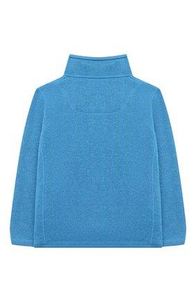 Детский толстовка NORVEG синего цвета, арт. 25FKKBS-216 | Фото 2