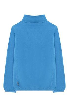 Детский толстовка NORVEG синего цвета, арт. 25FLKBS-216 | Фото 2
