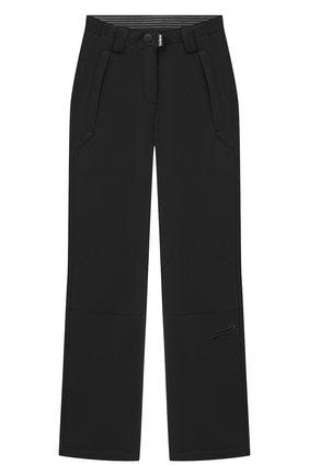 Детского брюки NORVEG черного цвета, арт. 27SSTGP-002 | Фото 1