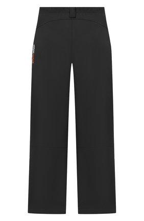 Детского брюки NORVEG черного цвета, арт. 27SSTGP-002 | Фото 2