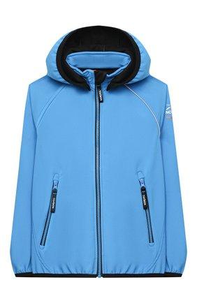 Детского куртка NORVEG синего цвета, арт. 27SSTBJ-004 | Фото 1
