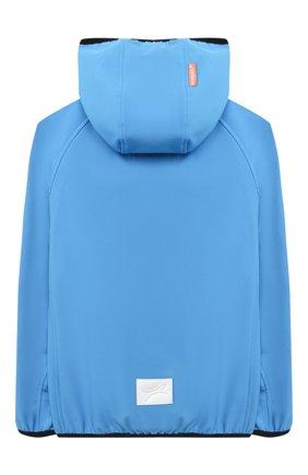 Детского куртка NORVEG синего цвета, арт. 27SSTBJ-004 | Фото 2