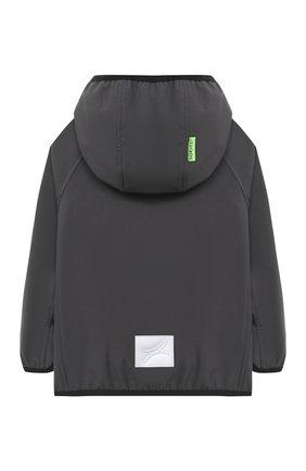 Детского куртка NORVEG серого цвета, арт. 27SSKBJ-041 | Фото 2