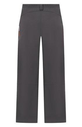 Детского брюки NORVEG серого цвета, арт. 27SSKGP-041 | Фото 2