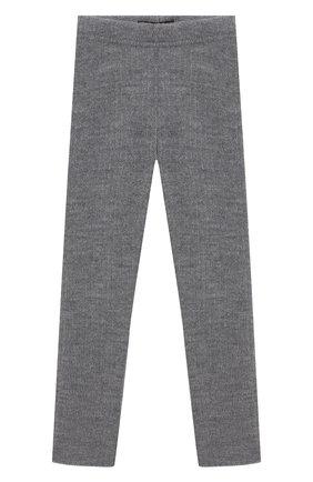Детского брюки NORVEG серого цвета, арт. 20UWA003RU-003 | Фото 1