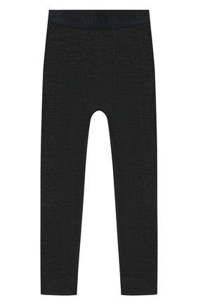 Детские брюки NORVEG серого цвета, арт. 19WSB003-041 | Фото 1