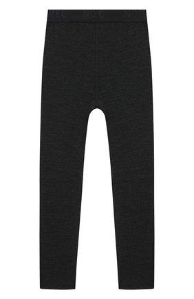 Детские брюки NORVEG серого цвета, арт. 19WSB003-041 | Фото 2