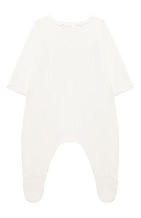 Детский комплект на выписку адонис из 5-ти изделий CHEPE бежевого цвета, арт. 051306   Фото 4