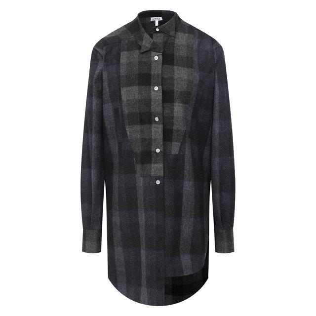 Шерстяная рубашка Loewe
