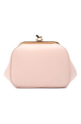 Женская сумка ULYANA SERGEENKO светло-розового цвета, арт. BRS014CLASSX (0421с) | Фото 1