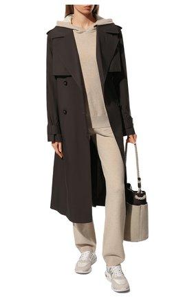Женские комбинированные кроссовки layla PREMIATA белого цвета, арт. LAYLA/VAR4852 | Фото 2