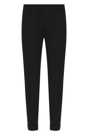 Женские шерстяные брюки TOM FORD черного цвета, арт. PAW346-FAX236 | Фото 1