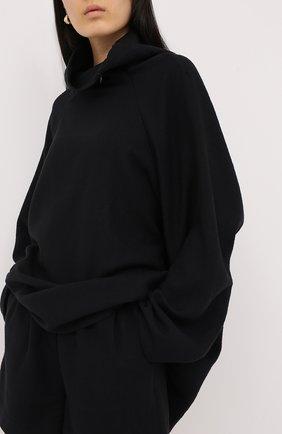 Женский хлопковый костюм RUBAN черного цвета, арт. RPW20/21-78.45.2 | Фото 2