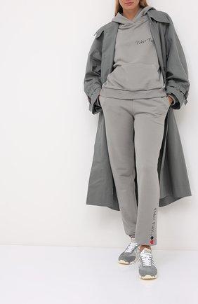 Женский спортивный костюм SEVEN LAB серого цвета, арт. HP20-WN grey | Фото 1