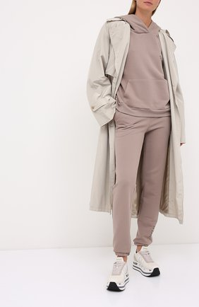 Женский спортивный костюм SEVEN LAB коричневого цвета, арт. HP20-WN cocoa   Фото 1
