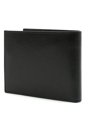 Мужской кожаное портмоне OFF-WHITE черного цвета, арт. 0MNC008E20LEA0021001 | Фото 2
