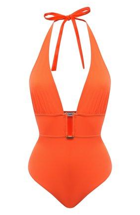 Женский слитный купальник I.D. SARRIERI оранжевого цвета, арт. BW31348 | Фото 1