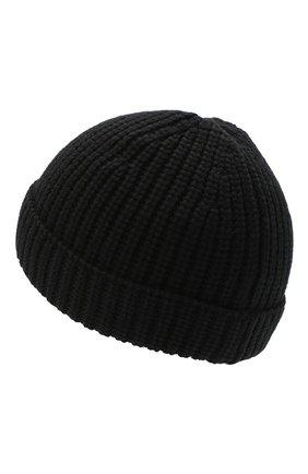 Мужская шерстяная шапка valentino garavani VALENTINO черного цвета, арт. UY2HB00N/ZDB | Фото 2