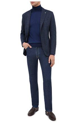 Мужской пиджак L.B.M. 1911 темно-синего цвета, арт. 2817/05119 | Фото 2
