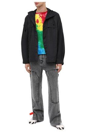 Мужской хлопковый свитшот POLO RALPH LAUREN разноцветного цвета, арт. 710800107 | Фото 2