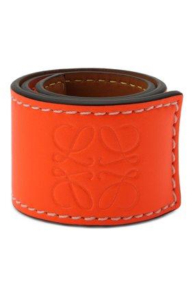 Женская браслет loewe x paula's ibiza LOEWE оранжевого цвета, арт. 110.10.072 | Фото 1