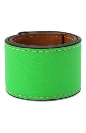 Женский браслет loewe x paula's ibiza LOEWE зеленого цвета, арт. 110.10.072 | Фото 2