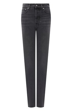 Женские джинсы NANUSHKA серого цвета, арт. CH0_WASHED GREY_RIGID DENIM   Фото 1