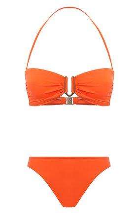 Женский раздельный купальник I.D. SARRIERI оранжевого цвета, арт. BW31137-BW31205 | Фото 1