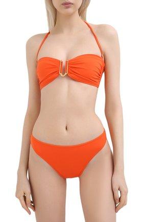 Женский раздельный купальник I.D. SARRIERI оранжевого цвета, арт. BW31137-BW31205 | Фото 2