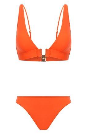 Женский раздельный купальник I.D. SARRIERI оранжевого цвета, арт. BW31148-BW31205 | Фото 1
