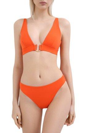 Женский раздельный купальник I.D. SARRIERI оранжевого цвета, арт. BW31148-BW31205 | Фото 2