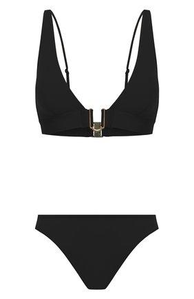 Женский раздельный купальник I.D. SARRIERI черного цвета, арт. BW31148-BW31205 | Фото 1